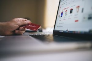 Shopping with Credit Card on eBay