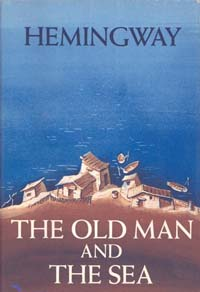 The Old Man and the Sea book cover