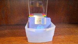 3.5 inch floppy disks