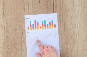 Basic ROI sales chart