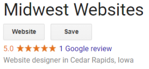 Midwest Websites customer reviews